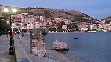 albanien urlaub saranda