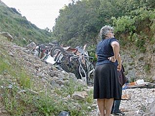 Tragisches Busunglück bei Himara