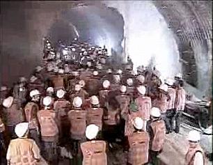 Potemkinscher Tunnel