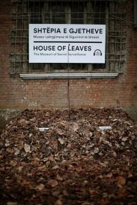 Haus der Blätter – Sigurimi-Gebäude in Tirana wird in Museum umgewandelt