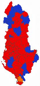 Ergebnisse Lokalwahlen 2015