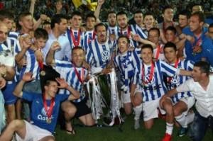 KF Tirana – Meister 2008/09