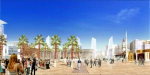 Skanderbegplatz –Pläne für eine Neugestaltung