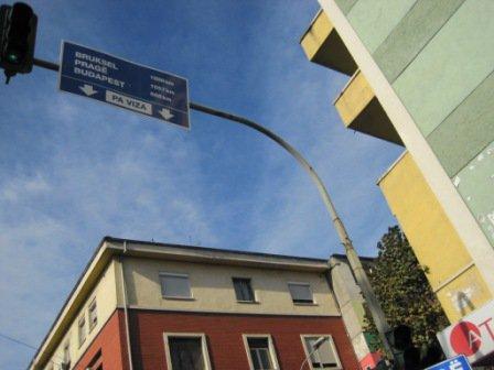 In Tirana, November 2010