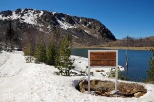 »Grosser See« im Lura-Nationalpark