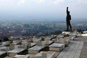 Heldenfriedhof, Korça