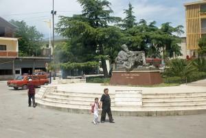 Ali-Pascha-Denkmal in Tepelena