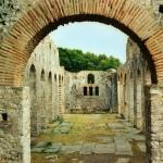 Butrint: Basilika