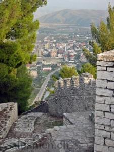 Neue Stadtteile von der Burg gesehen