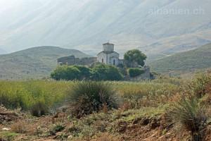 Marmiroi-Kirche bei Orikum