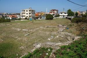 Arapaj: Ruinen Basilika