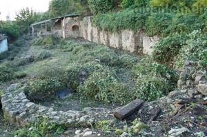 Römische Etappenstation »Ad quintum«an der Via Egnatia