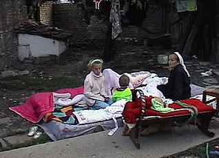 Erdbeben in Dibra