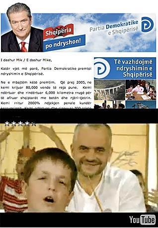 Wahlkampf-Krimi