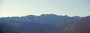 Blick in die Munella-Berge