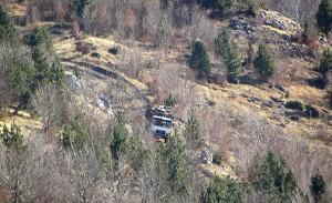 Holzfäller in den Munella-Bergen (Bild:PPNEA)