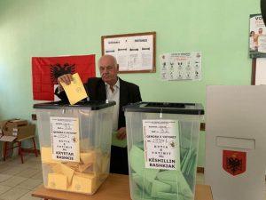 Wähler bei den Wahlen 2019