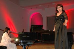 Konzert in St. Gallen im Februar 2009