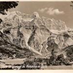 Ansichtskarte aus Shkodra, Mai 1938, Vorderseite