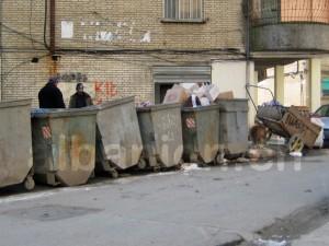 Tirana – Müllsammler
