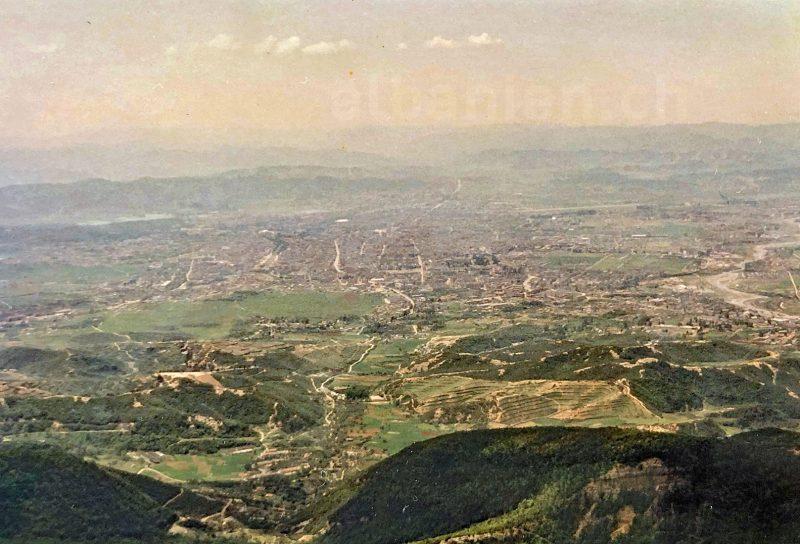 Tirana vom Dajti 1994